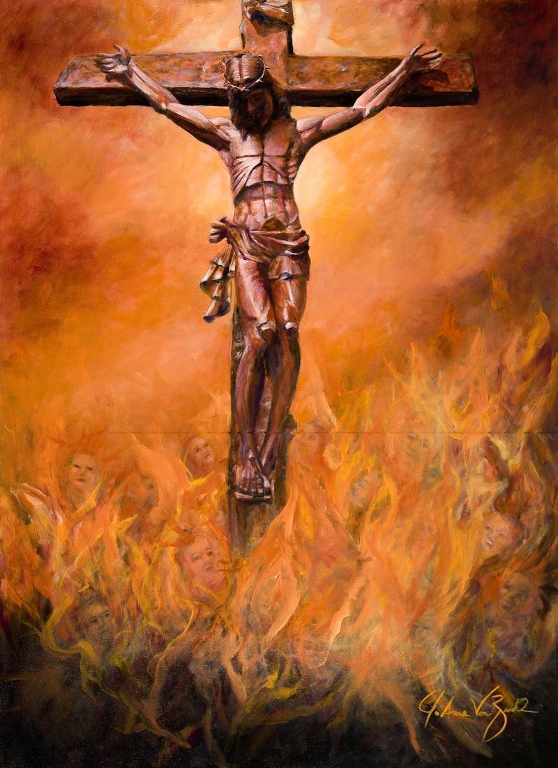 JoAnne von Zwehl Flames of Mercy